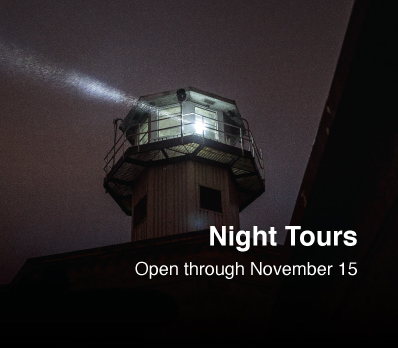 Eastern State Penitentiary Night Tours